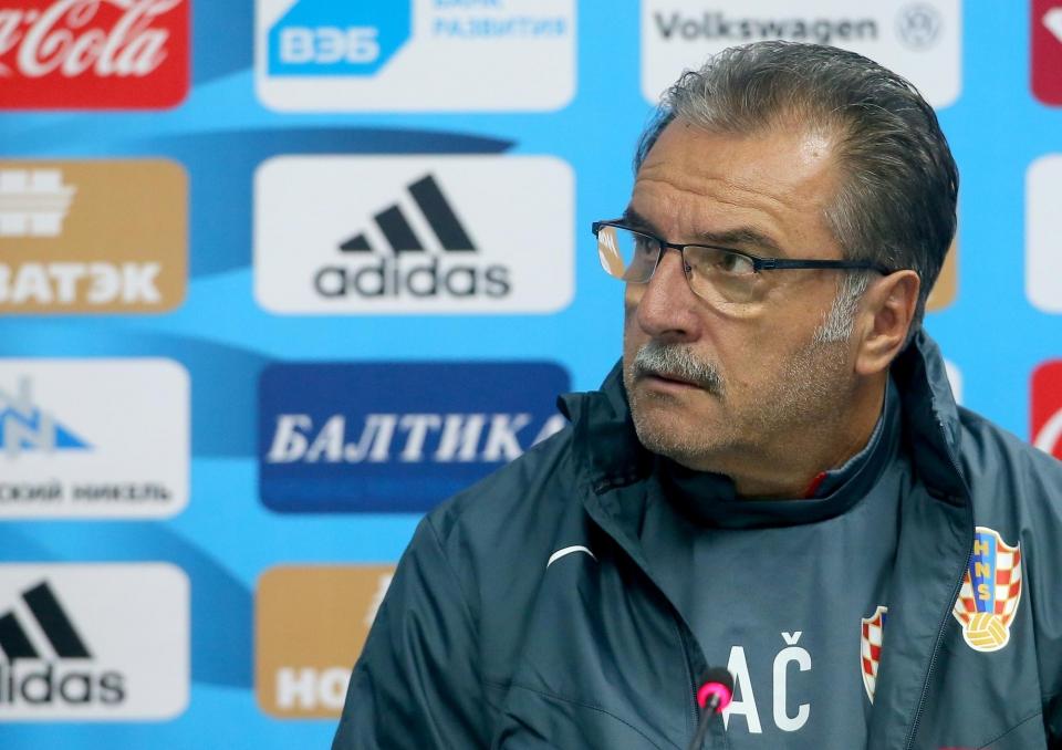 Далич возглавил сборную Хорватии перед решающим матчем с Украиной