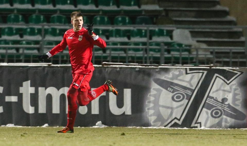 Тумасян поднялся на 9-е место в истории «Уфы» по количеству сыгранных матчей