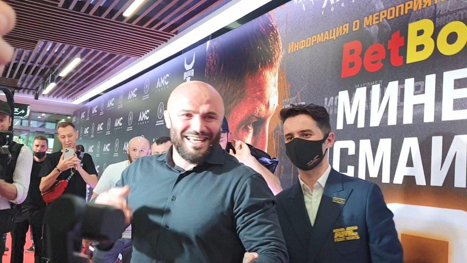 В Fight Nights оценили вероятность конфликтов после боя между Исмаиловым и Минеевым