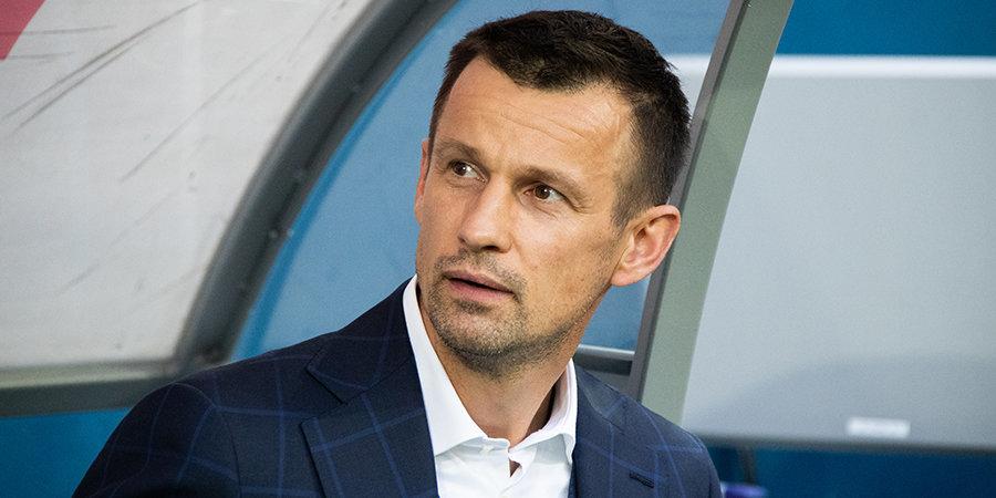 Сергей Семак: «Барриос не сыграет в матче с «Енисеем»