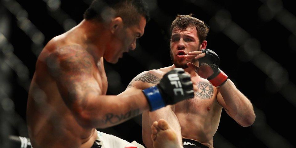 «Границу проще будет перейти пешком». Отказаться от контракта с UFC и поехать драться на Донбасс