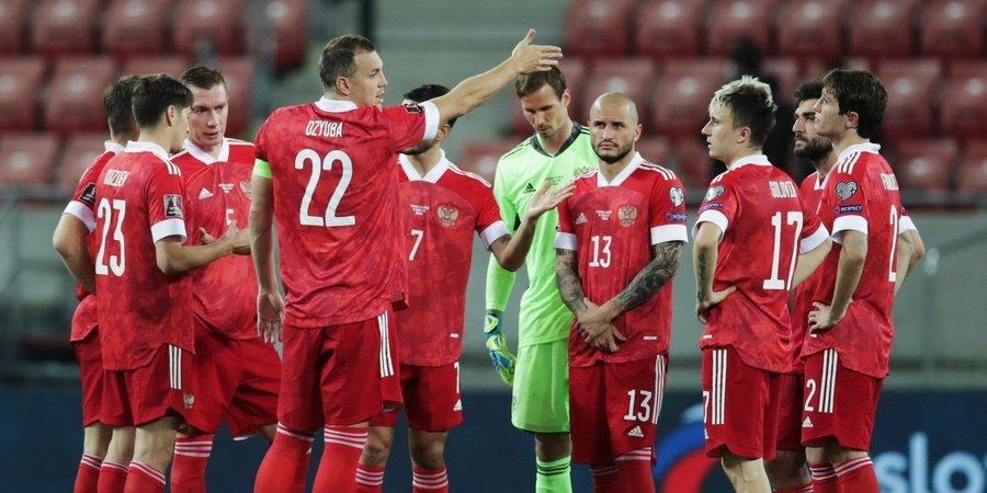 Футбольный агент: «С каждым поколением российские игроки становятся слабее и слабее»