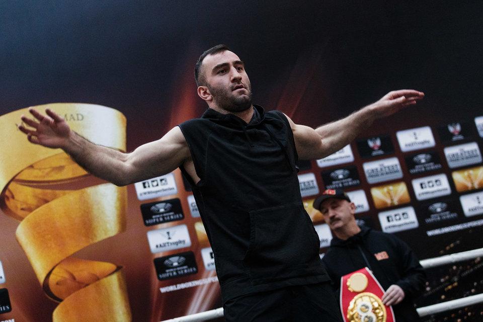 Мурат Гассиев: «ММА не выйдут на уровень бокса»