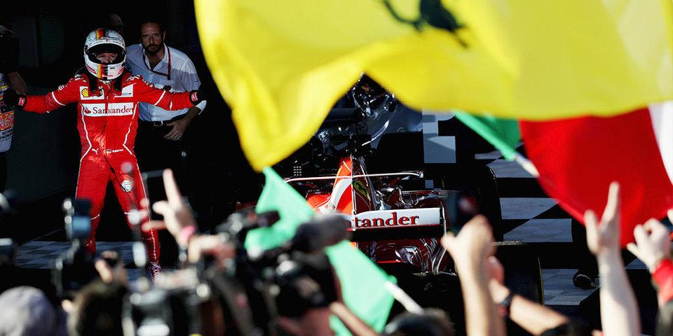 Феттель – победитель Гран-при Австралии. Лучшие моменты гонки
