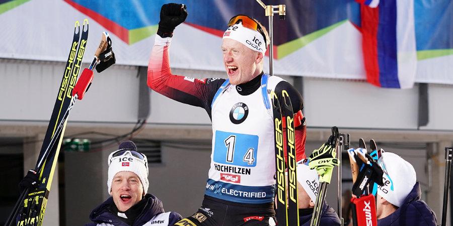 Йоханнес Бё: «Выбор лыжников вызывает уважение, но у нас не могло быть и речи о том, чтобы сняться с Кубка мира»