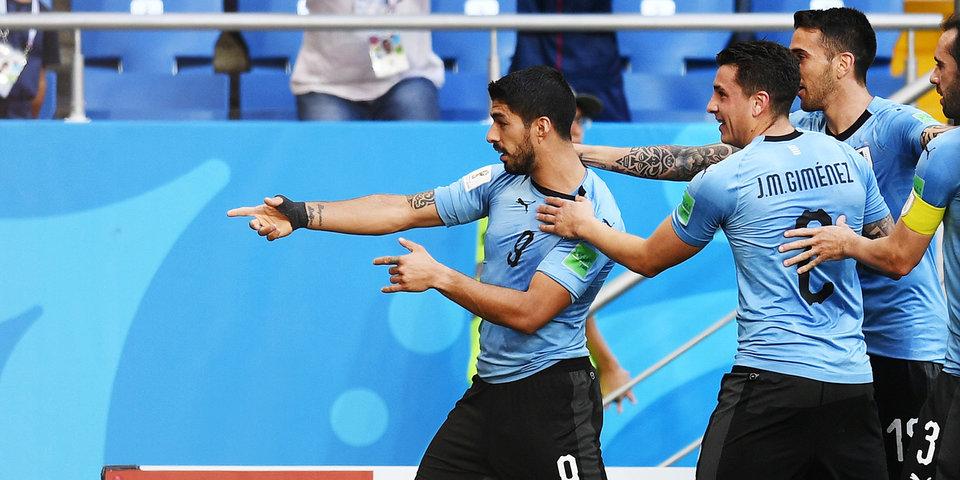 Луис Суарес: «Нужно проанализировать ошибки перед матчем с Россией»