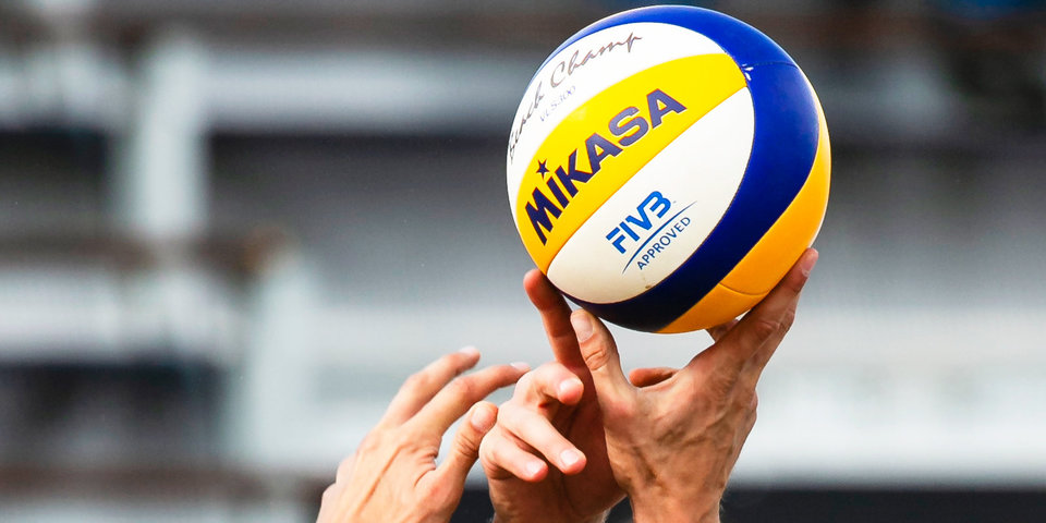 Российские пляжники Лямин и Мыськив с победы стартовали на чемпионате Европы