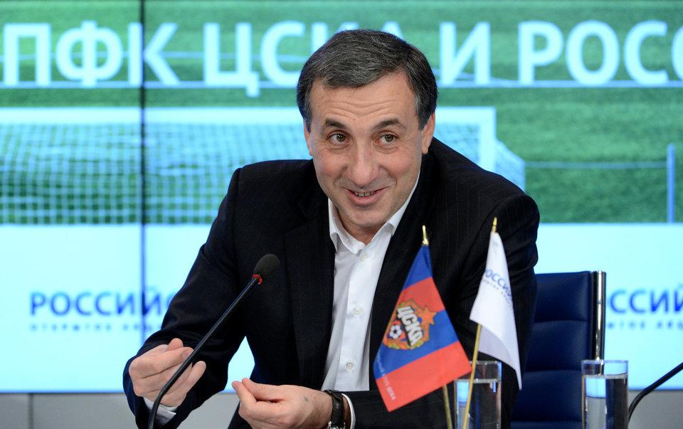 ЦСКА заключил сделку с генеральным спонсором на 1 миллиард рублей