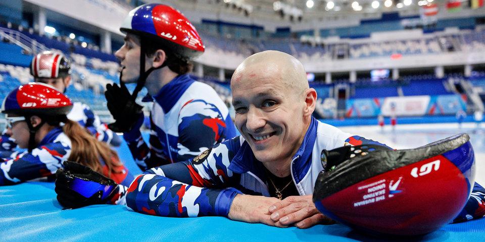 Руслан Захаров: «У нас с Румянцевым есть еще силы на один олимпийский цикл»