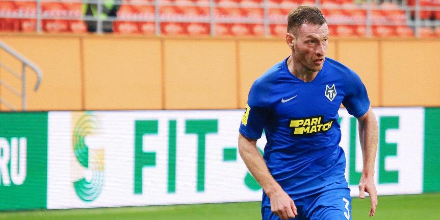 В «Тамбове» считают справедливой дисквалификацию Тетрашвили на 4 матча