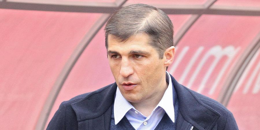 «В «Рому» уезжать не хотел, но попробуй поспорь с Газзаевым!» Отмечаем 50-летие Тетрадзе огненным интервью юбиляра