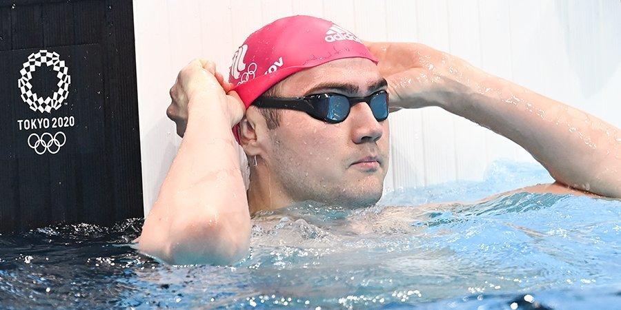 Колесников и Морозов не вышли в финал на 50 метров вольным стилем