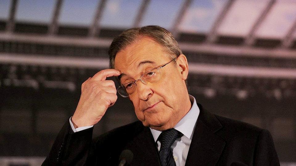 Президент примеры: «Реал» занимается популизмом, выступая против матчей чемпионата Испании в США»
