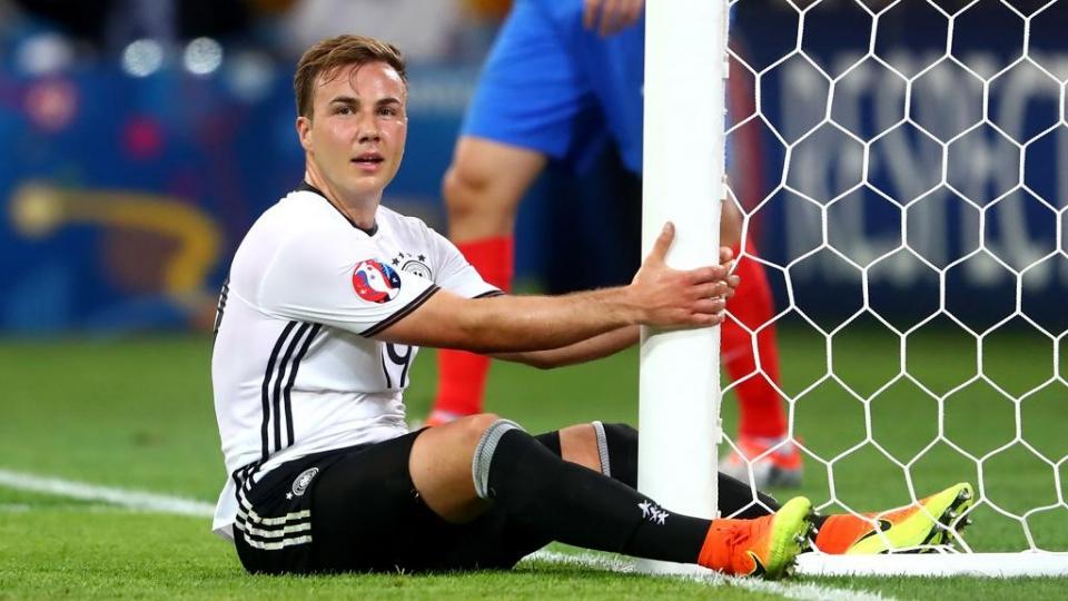 Гетце вернулся в сборную Германии год спустя