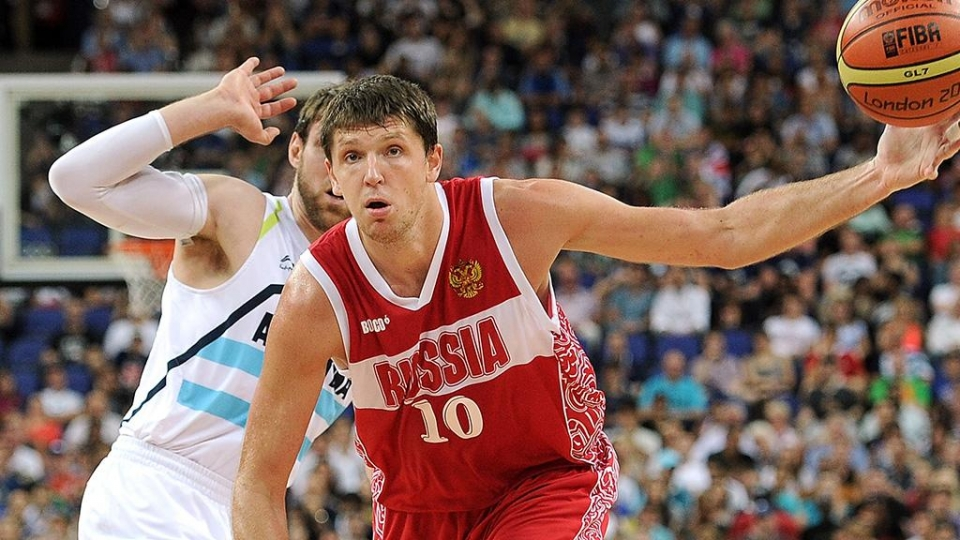 Хряпа отказался от должности в Российской федерации баскетбола