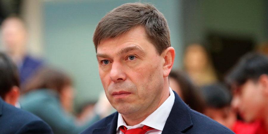 Источник: ФХР рассчитывает, что тренерский штаб сборной России продолжит работу
