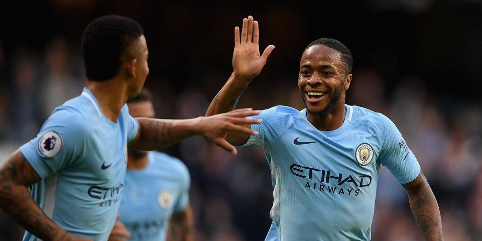 «Манчестер Сити» разгромил «Суонси» и обновил рекорд АПЛ