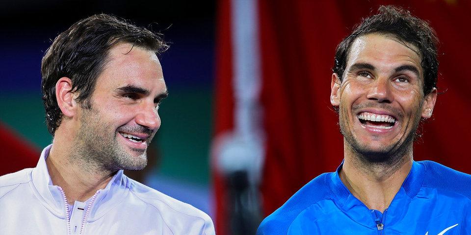 Федерер и Надаль вышли в третий круг «Мастерса» в Риме, Тим завершил борьбу