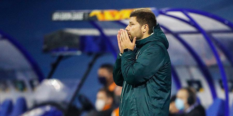 «Краснодар» зашел в тупик — отставкой главного тренера тут не обойтись