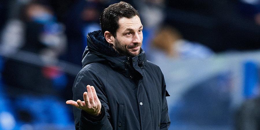 «В «Динамо» игроки дают понять: «Тренер, мы больше не хотим играть по-другому». Большое интервью Сандро Шварца