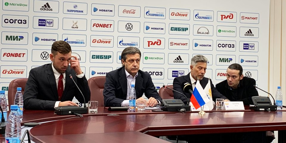 Хачатурянц рассказал, почему кандидатуры россиян не рассматривались на пост руководителя департамента судейства РФС