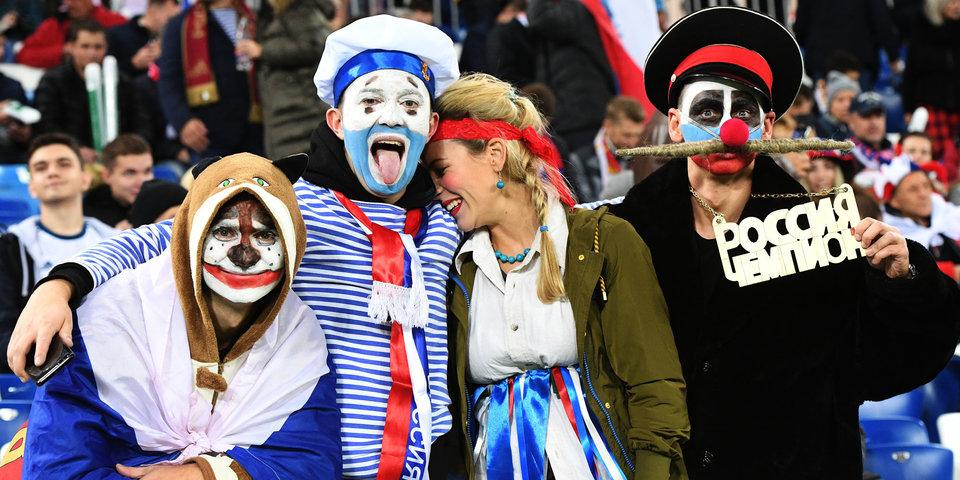 На матч Россия – Турция продано более 30 000 билетов