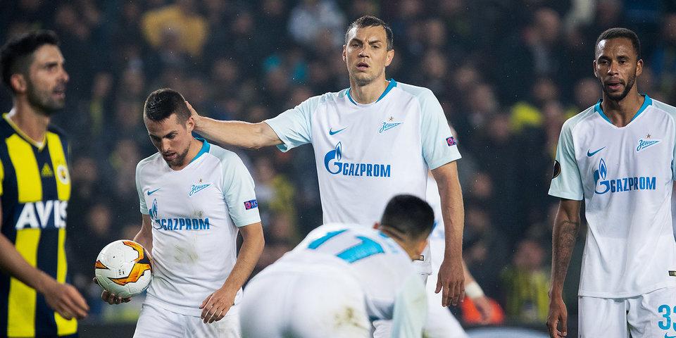 Сергей Веденеев: «Были надежды на то, что «Зенит» получше сыграет с «Фенербахче»