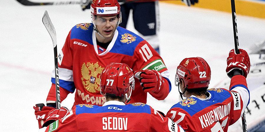 Егор Афанасьев — о шансах на МЧМ: «Нельзя говорить, что мы обязательно выиграем золото, но потенциал у нас бесконечный»