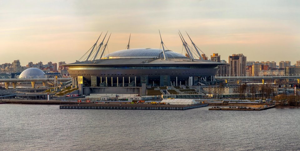 Арена «Санкт-Петербург»: сегодня суперматч на суперстадионе