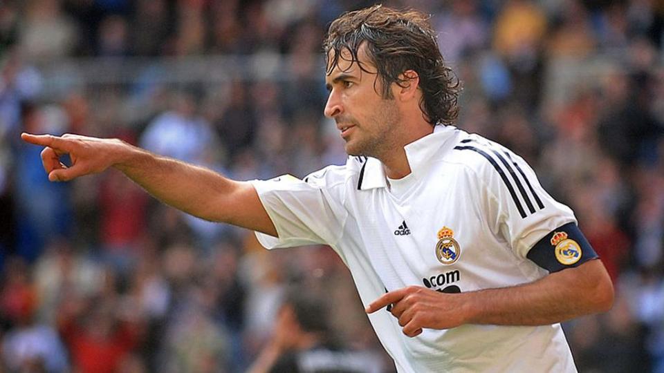 Рауль займет пост заместителя генерального директора «Реала»