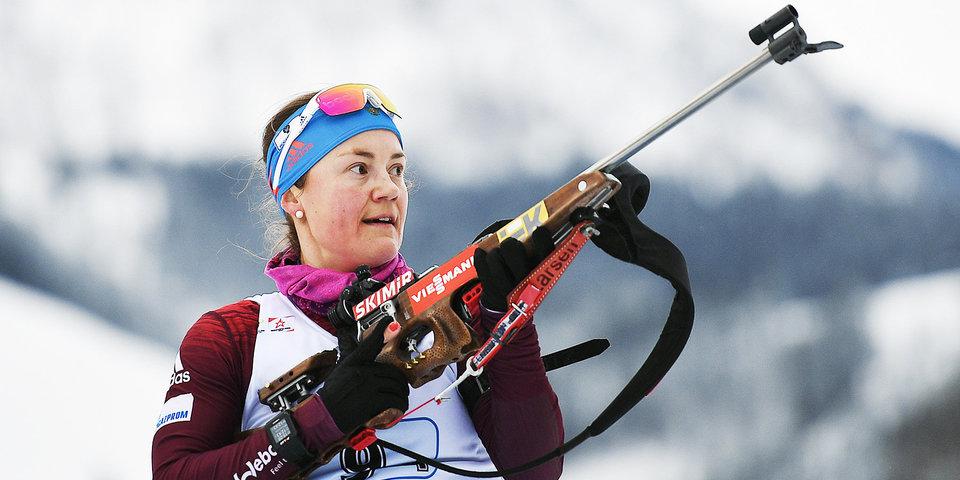 Юрлова-Перхт выиграла контрольный спринт в Контиолахти, Старых – 4-я