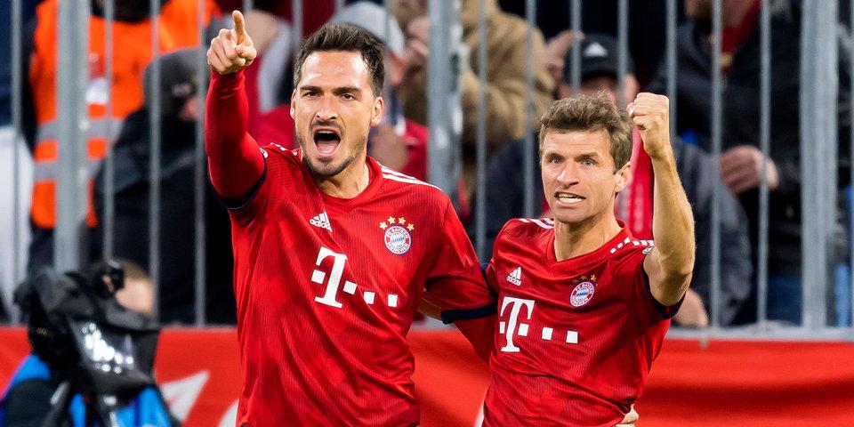 Почему Мюллер, Хуммельс и Боатенг отчислены из сборной Германии? Сегодня им играть с «Ливерпулем» - и они очень злы