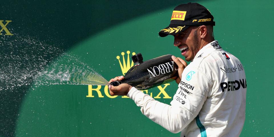 Хэмилтон выигрывает Гран-при Венгрии. Лучшие моменты