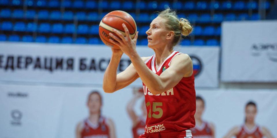 Россиянки с победы стартовали на Евробаскете