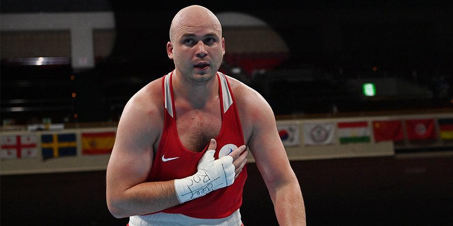 Верясов проиграл в четвертьфинале Олимпиады в Токио