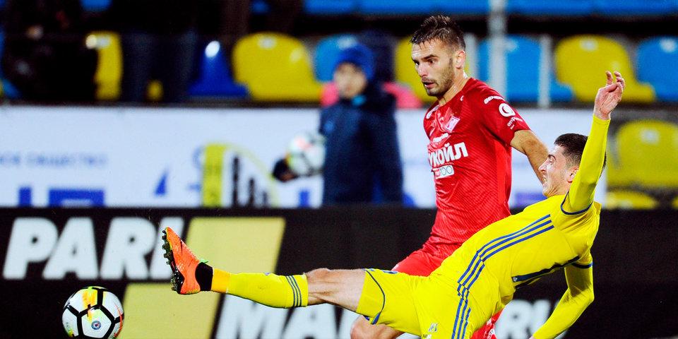 Петкович получил травму коленного сустава