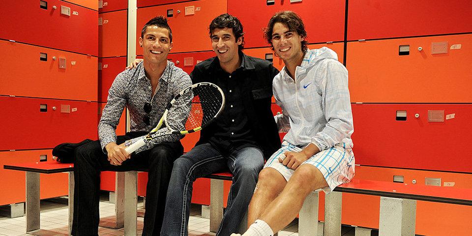 За какие футбольные клубы болеют теннисисты