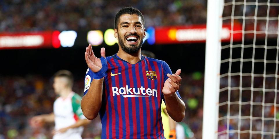 «Барселона» предложила «Ювентусу» приобрести Суареса