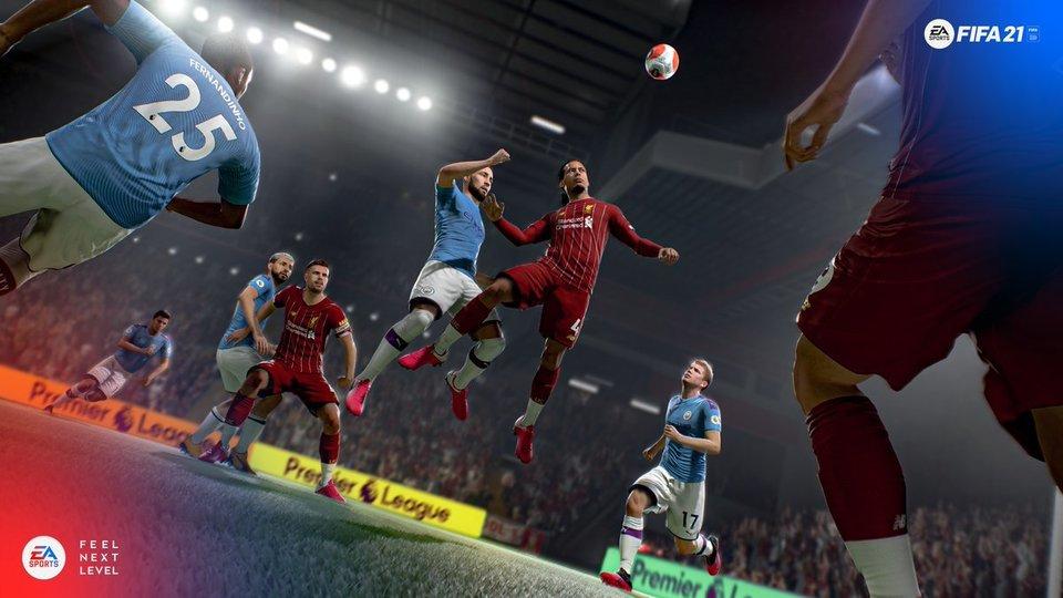 Представлен трейлер режима Ultimate Team в FIFA 21