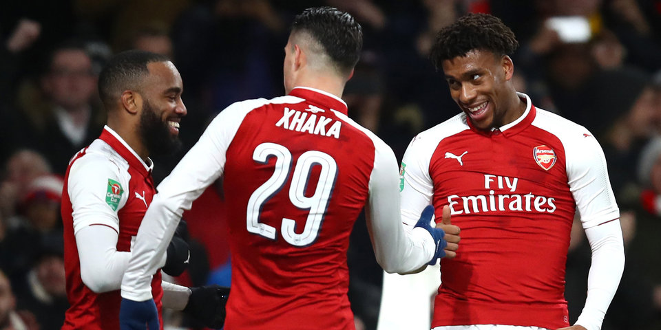 Бизнесмен из Нигерии желает приобрести «Арсенал»