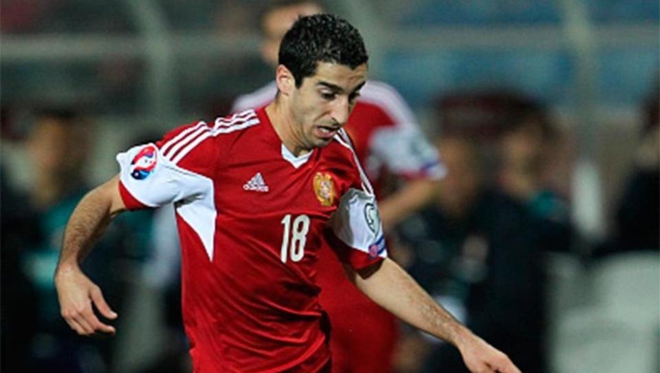 Мхитарян впервые с 2011 года не стал лучшим футболистом Армении