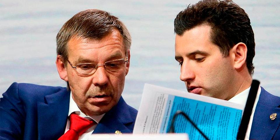 Олег Знарок: «В Корею повезем 5 звеньев»