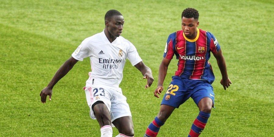 «Реал» в гостях обыграл «Барселону» в «эль класико»