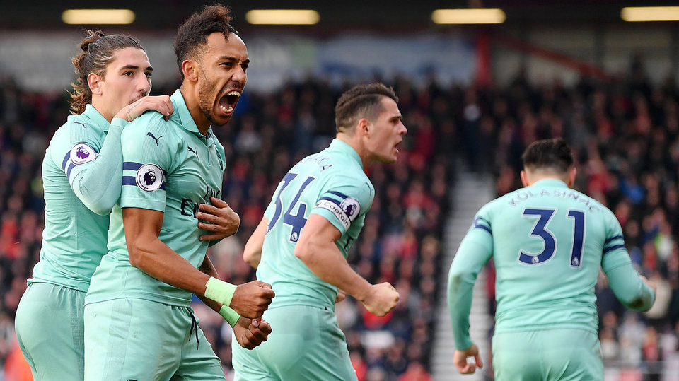 Первый матч между «Наполи» и «Арсеналом» пройдет в Лондоне