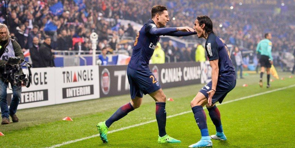 Слишком красивый матч «Монако» и «ПСЖ»: голы и лучшие моменты