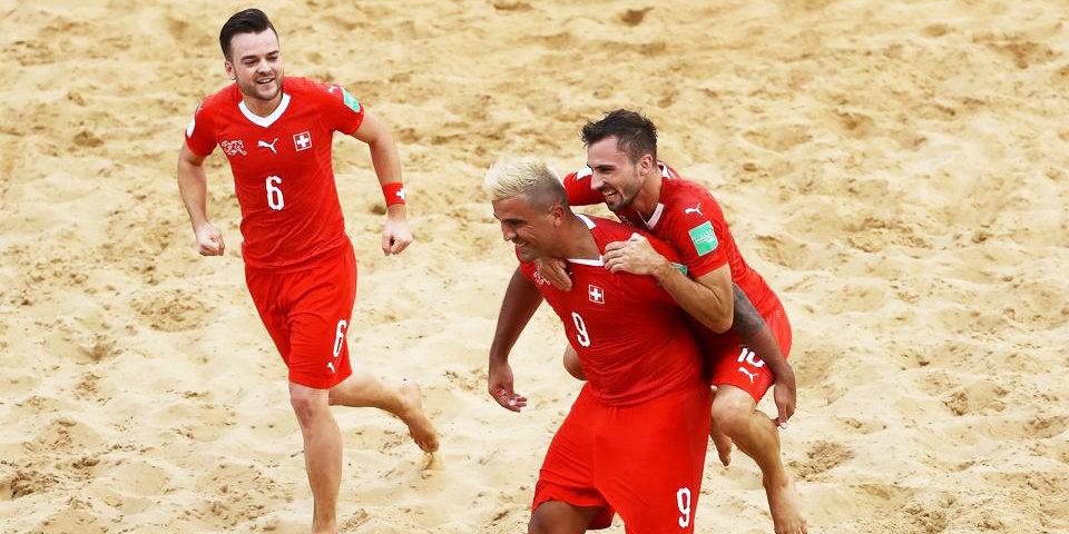 Швейцария забила 10 голов Уругваю и сыграет в полуфинале ЧМ