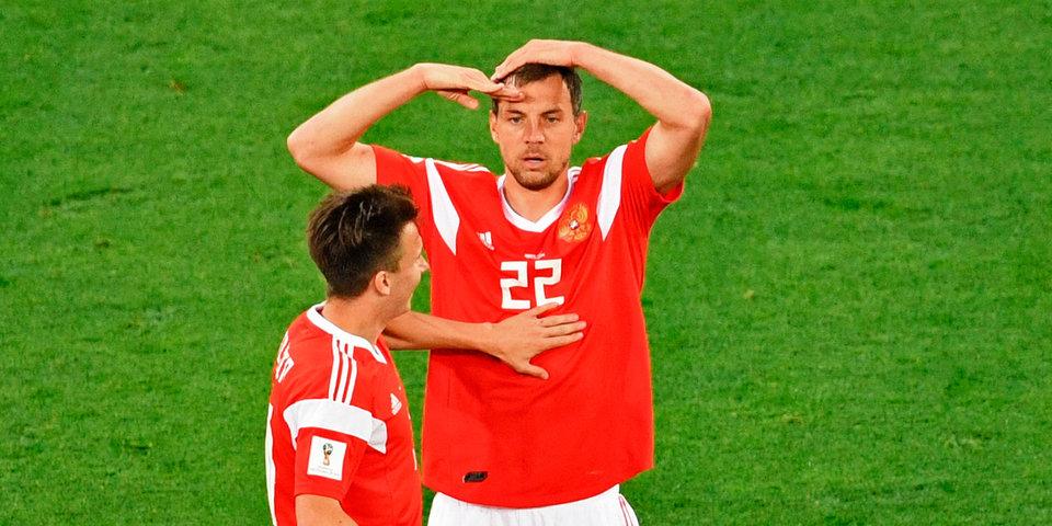 Артем Дзюба: «Каждый игрок сборной России будет готов умереть на поле»