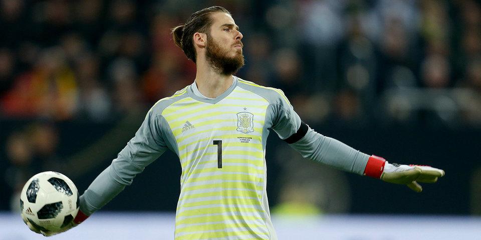 Испанские вратари недовольны мячом ЧМ-2018. Что с ним не так?