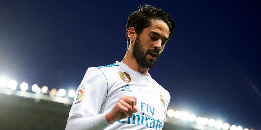 Сантьяго Солари: «Форма Иско не позволяет ему играть за «Реал»