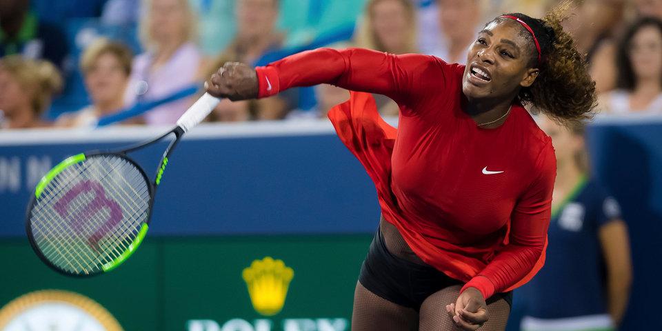 Серена Уильямс обыграла Халеп и сыграет с Плишковой в четвертьфинале Australian Open